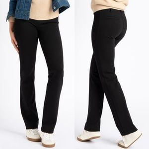BETABRAND Classic Straight Leg Dress Yoga Pants M